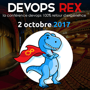 Confection de peluches goodies pour la Devops REX