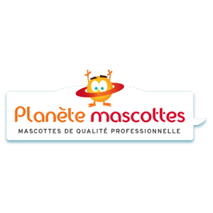 Fabrication de peluches de qualité professionnelle pour Planète Mascottes
